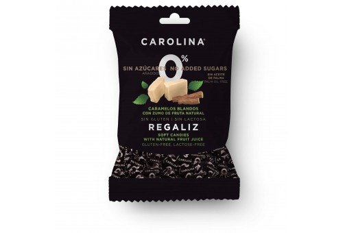 Sugarfree Soft Candy Liquorice