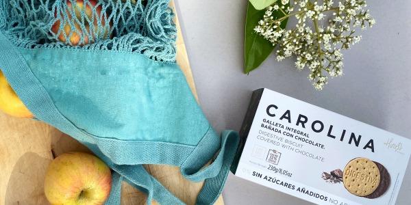 Bolsa malla de algodón ecológico
